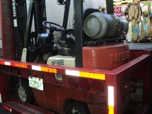 OVP-Forklift